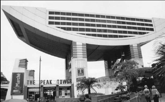Фэн-Шуй в архитектуре современного Гонконга