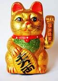 Фэн-шуй символы Счастливый кот