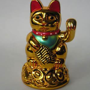 Феншуй кот