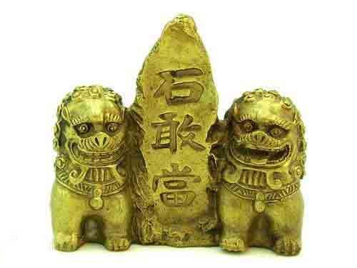 Фэн-шуй символы:Собаки Фу (Fu Dog), Небесные львы Будды, собако-львы