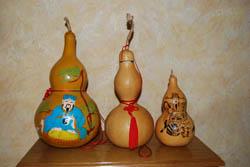 Символы удачи и защиты в фен шуй: Калабаш