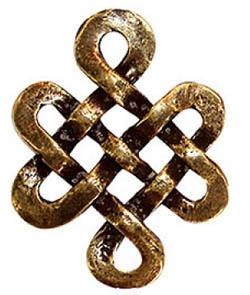 Фэн-шуй символы:Магический узел