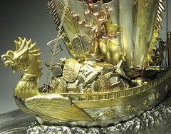 Корабль богатства и его роль в фен шуй