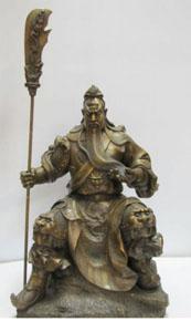 Фэн-шуй символы:Гуань Гун – Бог войны и его место в ряду символов фен шуй