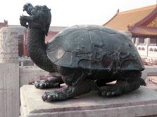 Фэн-шуй символы: Драконовая черепаха