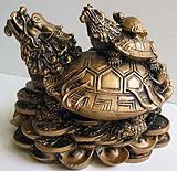 Фэн-шуй символы:Драконовая черепаха и ее роль в фэншуй